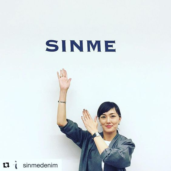 SINME板谷由夏さん