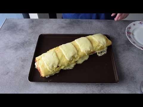 Un Roule Raclette Youtube Recettes De Cuisine Recettes Pour