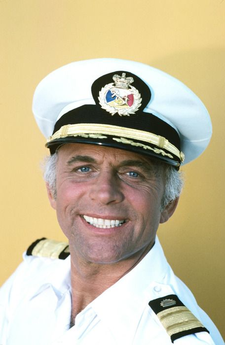 Love boat Captain