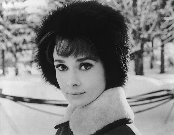 Audrey Hepburn in Charade, 1963  georgiapapadon.com