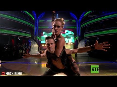 ▶ James Maslow & Peta - Freestyle - Dancing with the Stars 2014 Finals - YouTube