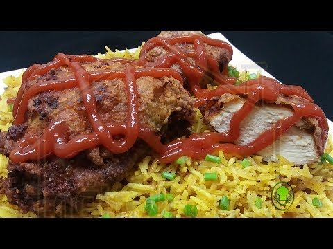 عمل ريزو كنتاكي بأسهل طريقة وبدون تعقيد وبطعم روعة Youtube Food Beef Kitchen