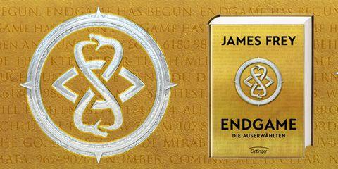 Ka - Sa`s Buchfinder: Endgame is Coming   /   James Frey