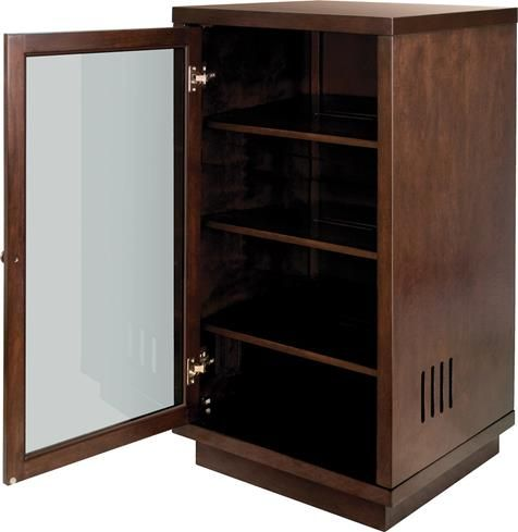 Bell O Atc402 Audio Video Component Cabinet No Tools Assembly At Crutchfield Audio Cabinet Stereo Cabinet Audio Rack