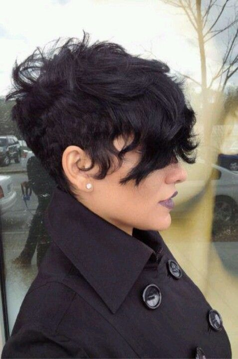If I can't grow my hair out so doing this haircut
