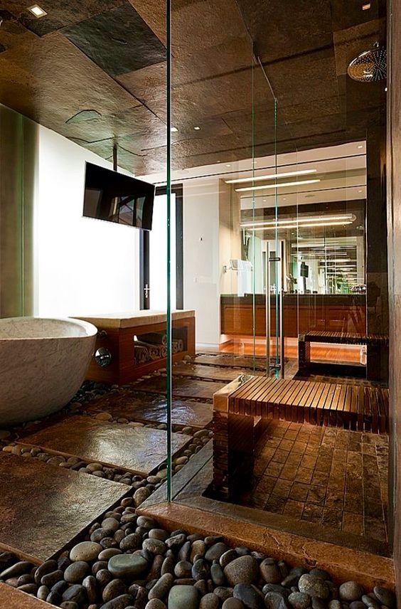 Dream Spa-Style Bathrooms