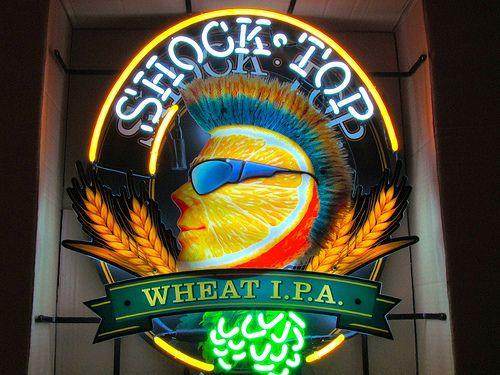 neon beer signs sign shock bar lights light shandy ipa wheat rare flickr lemon used lighting pro visit live