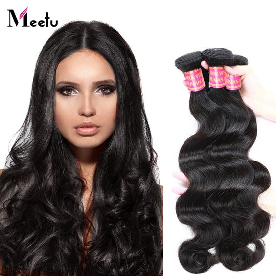 "$30.00 (Buy here: http://appdeal.ru/96dv ) 7A Unprocessed Malaysian Virgin Hair Body Wave 100g Deals Natural Black Body Wave Human Hair Weave 8""-28"" Body Wave Human Hair for just $30.00"