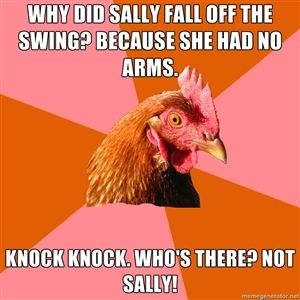 1000  images about Anti jokes on Pinterest | Jokes, Chicken and Go ...
