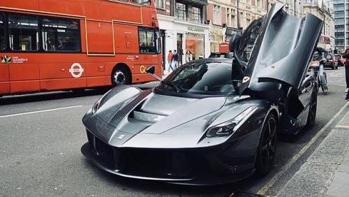 Gordon Ramsay S Sleek Laferrari Aperta Via Reddit Ferrari