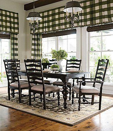 Paula Deen Home 7piece Dining Set Dillards Furniture