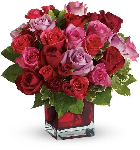 Happy Birthday Bouquet Flowers Wonderful