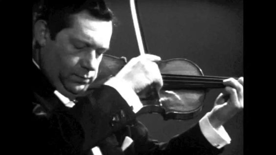 Grumiaux Plays Mozart Violin Concerto No. 5