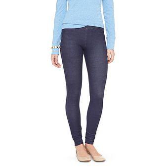 $13.60 - Target - Juniors S - Leggings that look like jeans?