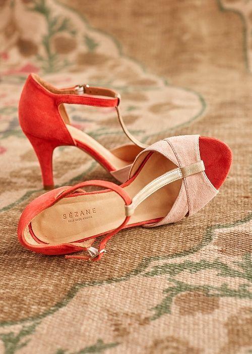 nuevo diseño mejor servicio gran venta de liquidación Zapatos rojos para tu traje de novia - Al ver estos zapatos ...