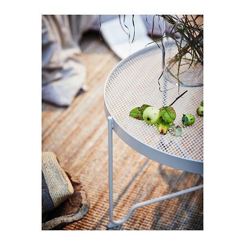 Krokholmen Coffee Table Outdoor Beige Ikea Ikea Outdoor Furniture Outdoor Coffee Tables Ikea Outdoor