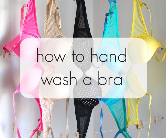 Every bra-wearing person has most likely experienced the complete and utter destruction that comes from throwing a bra in the dryer. Or hell, even just by throwing it into the ...