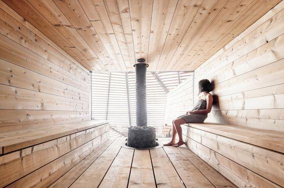 Sauna Löyly in Helsinki
