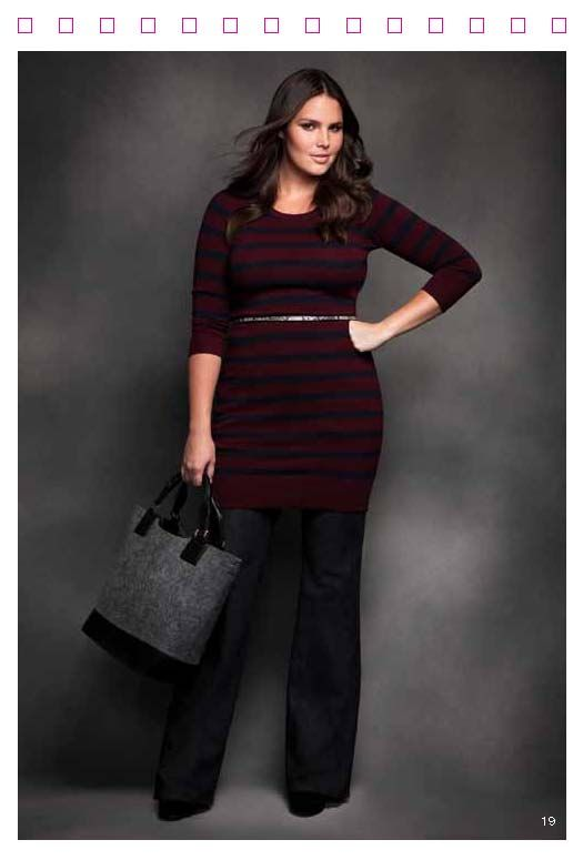 ELOQUII'S PLUS SIZE FASHION FALL LOOK BOOK | STYLISH CURVES