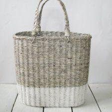 Koszyk Gray&White / Wzór