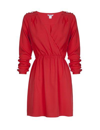 Produto: Vestido decote cruzado