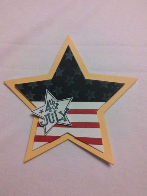 Stampin Up Star Framlets