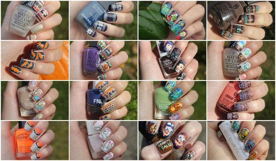 Coewless nails, always flawless.
