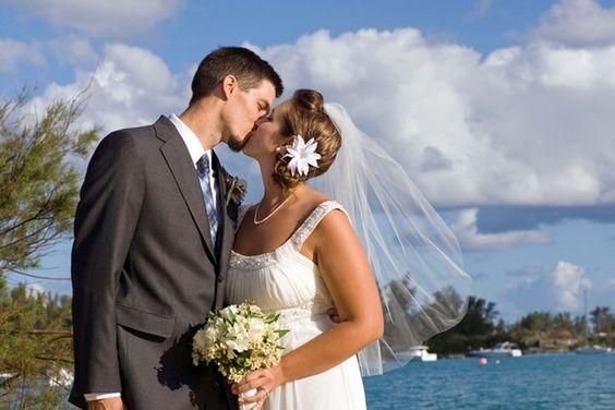 A Perfect Bermuda Wedding