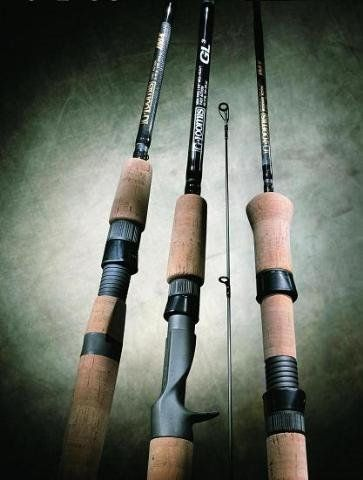 G. Loomis Classic Mag Bass Fishing Rod - GLMMBR843C IMX