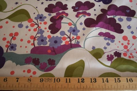 Liberty Tana Lawn Mim fabric 1 metre by tillycharles on Etsy, £18.00