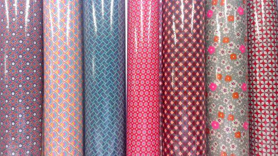 B.A.B.A pour la couture du tissu enduit - Les Carollaises, tissu enduit au mètre