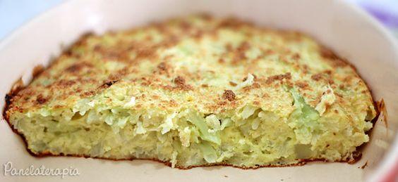 Torta Suflê de Couve-flor ~ PANELATERAPIA - Blog de Culinária, Gastronomia e Receitas