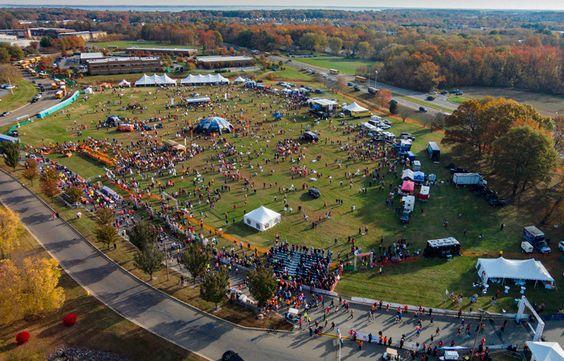 10k race across the Chesapeake Bay Bridge