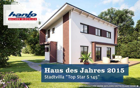 Hausanbieter des Monats - Hanlo Haus Top Star S 145