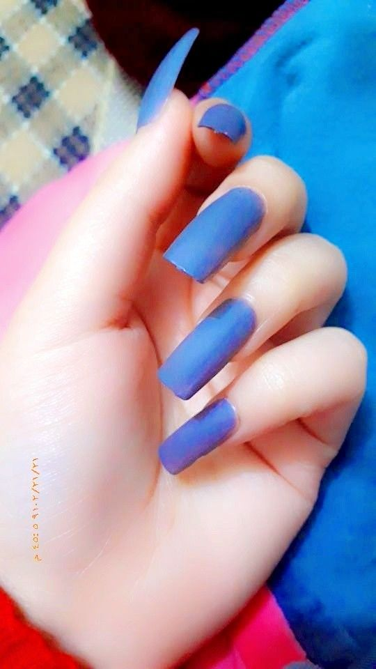 Pin By Soғiyʌ Sneiĸn On ايادي بنات كيوت Girly Images Photo Ideas Girl Special Nails