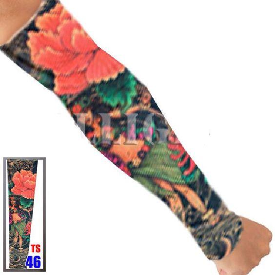Shop for Tattoo Sleeve Hawaiian Girl Unisex Arm Sleeve 1 Pc at Balli Gifts USA. Free Shipping on orders $39.99  USA