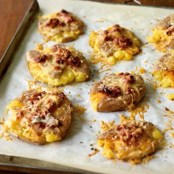 ESSEN & TRINKEN - Überbackene Kartoffeln Rezept