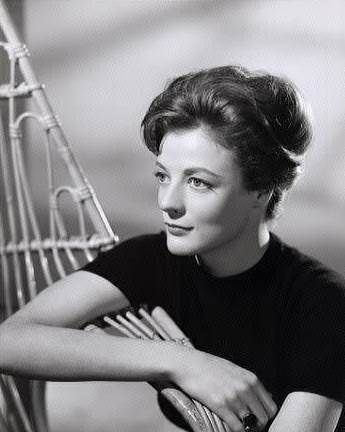 Maggie Smith... yes children... Granny Wendy and Professor McGonagall and the Dowager Countess and Jean Brodie and all fabulous characters in the history of acting. She's gorgeous!