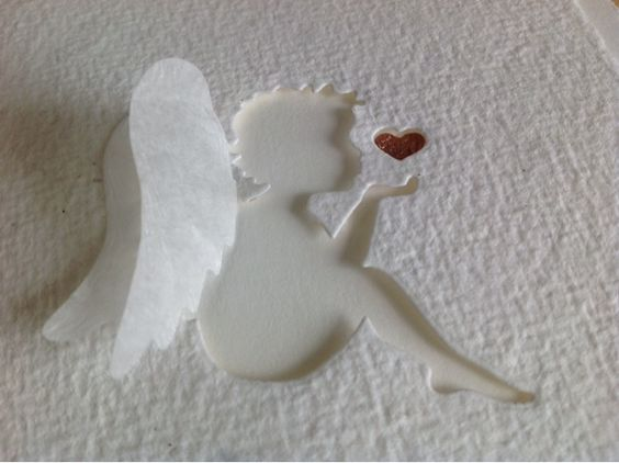 Alexandra Renke Engel mit Herz