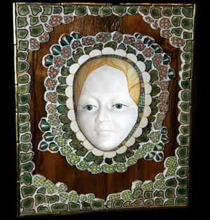 Ophelia - David Burnham Smith - Master Ceramic Artist