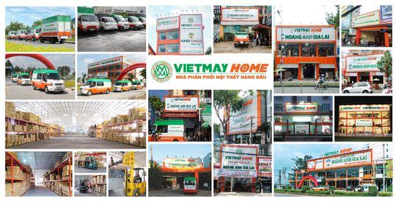 Vietmay Home nhà phân phối nội thất hàng đầu