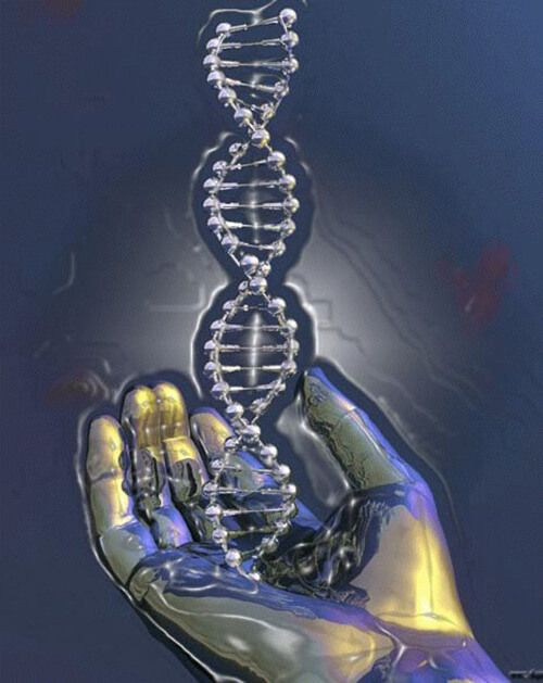 Russian Scientists: Human DNA Contains A Message From Extraterrestrials:
