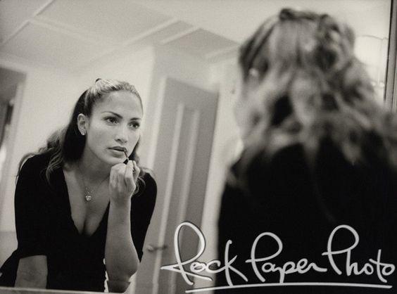 Jennifer Lopez by Justin Jay