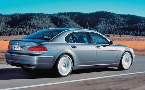 2008 Bmw 745li Bmw 745li Bmw Car Models Bmw Suv