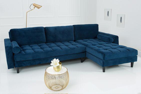 Haromszemelyes Barsony Sarokkanape Gyongyhaz Ejkek Lagune Sofa Couch Home Decor