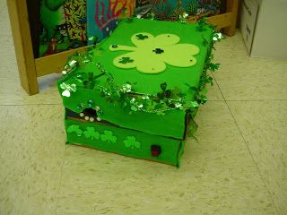 Diary of a First Grade Teacher: Leprechaun Traps