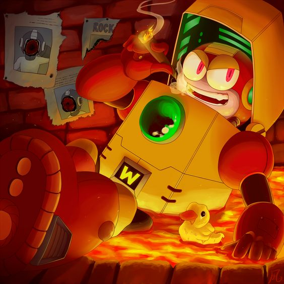 Heatman by ~Mr-W