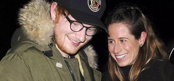 Did Ed Sheeran Reportedly Marry Cherry Seaborn In A Secret Wedding Ceremony Ed Sheeran S Wife Ed Sheeran Ceremony