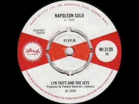 LYNN TAITT & THE JETS - NAPOLEON SOLO