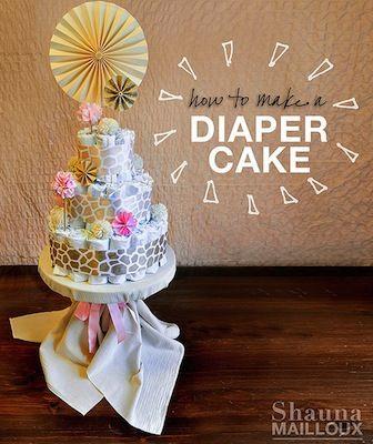 unique diaper cakes unique and pinwheels on pinterest. Black Bedroom Furniture Sets. Home Design Ideas
